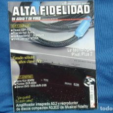 Radios antiguas: ALTA FIDELIDAD Nº 162 AÑO 2004. Lote 122390171