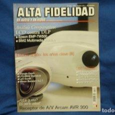 Radios antiguas - ALTA FIDELIDAD Nº 160 AÑO 2004 - 122392055