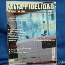 Radios antiguas: ALTA FIDELIDAD Nº 155 AÑO 2004. Lote 122393911