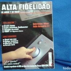 Radios antiguas: ALTA FIDELIDAD Nº 149 AÑO 2003. Lote 122395551