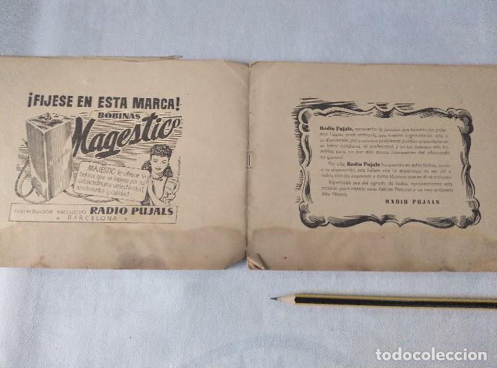 Radios antiguas: libro esquemas de radio pujals - Foto 3 - 124716791