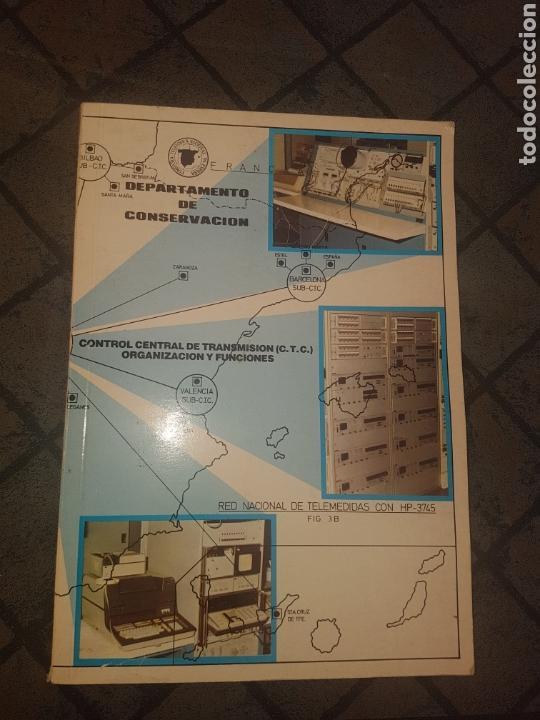 DEPARTAMENTO DE CONSERVACION CONTROL DE TRANSMISIONES (Radios, Gramófonos, Grabadoras y Otros - Catálogos, Publicidad y Libros de Radio)