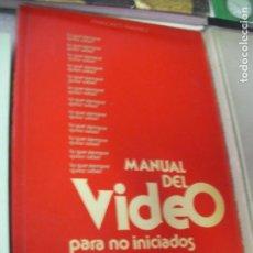 Radios antiguas: MANUAL DEL VIDEO PARA LOS NO INICIADOS (CG3) . Lote 132221626