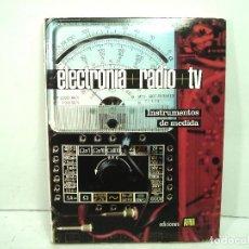 Radios antiguas: LIBRO ELECTRONIA RADIO TV-TOMO IX ALTA FIDELIDAD. EDICIONES AFHA 1980. ELECTRÓNICA 9 NUEVE. Lote 132454066