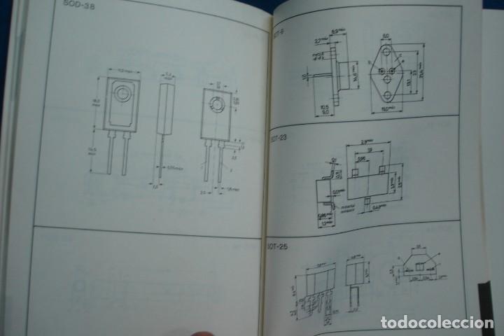 Radios antiguas: SEMICONDUCTORES - MINIWATT - ECO PALMA 1ª ED. 1973 - Foto 4 - 135360730
