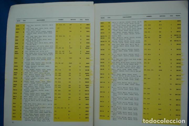 Radios antiguas: 40000 TRANSISTOR - ED. FABELL ROMA - INTRODUCCIÓN EN ITALIANO - 2ª EDICIÓN - Foto 2 - 135950126