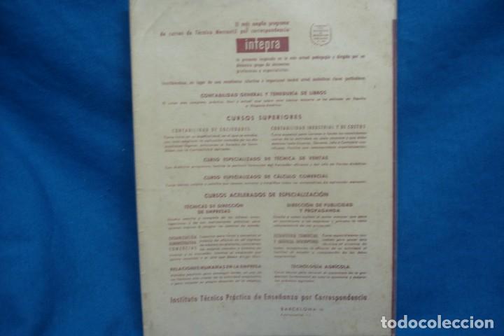 Radios antiguas: TV - CURSO DE TELEVISIÓN INTEPRA - MARCOMBO 2ª EDICIÓN 1960 - Foto 5 - 136361846