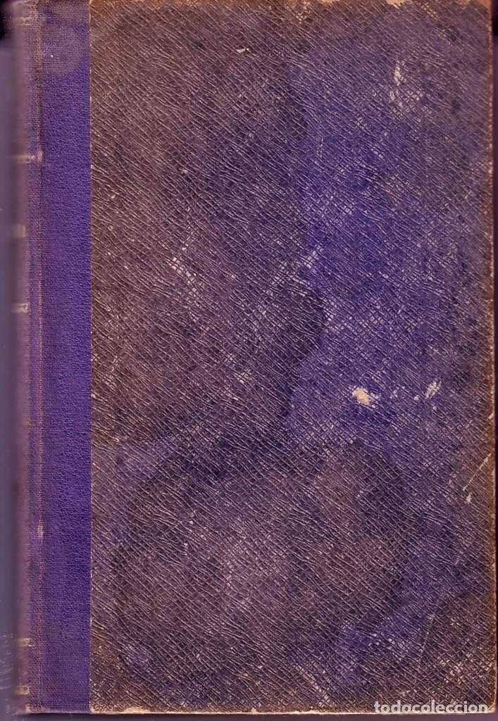 TRATADO ELEMENTAL DE TELECOMUNICACIÓN TOMO I NOCIONES DE ELECTRÓNICA. MADRID 1921. (Radios, Gramófonos, Grabadoras y Otros - Catálogos, Publicidad y Libros de Radio)