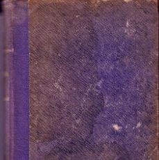 Radios antiguas: TRATADO ELEMENTAL DE TELECOMUNICACIÓN TOMO I NOCIONES DE ELECTRÓNICA. MADRID 1921.. Lote 136382622