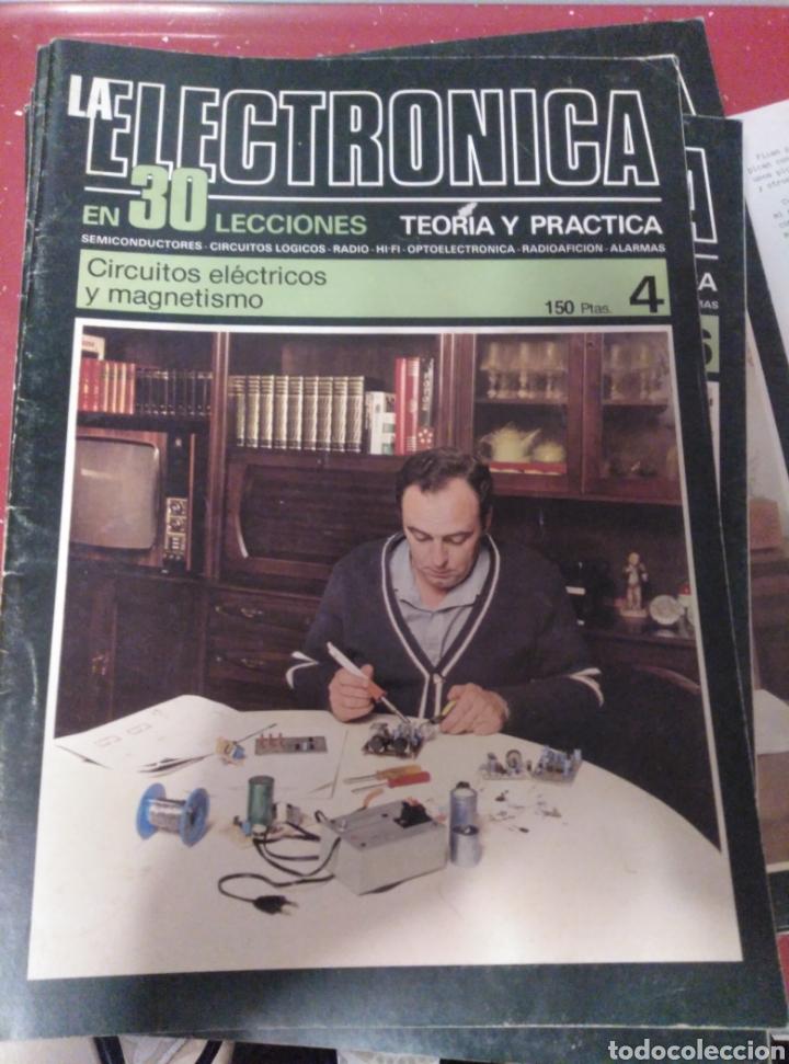 Radios antiguas: Revista de elecronica ,17 en total - Foto 2 - 136615550