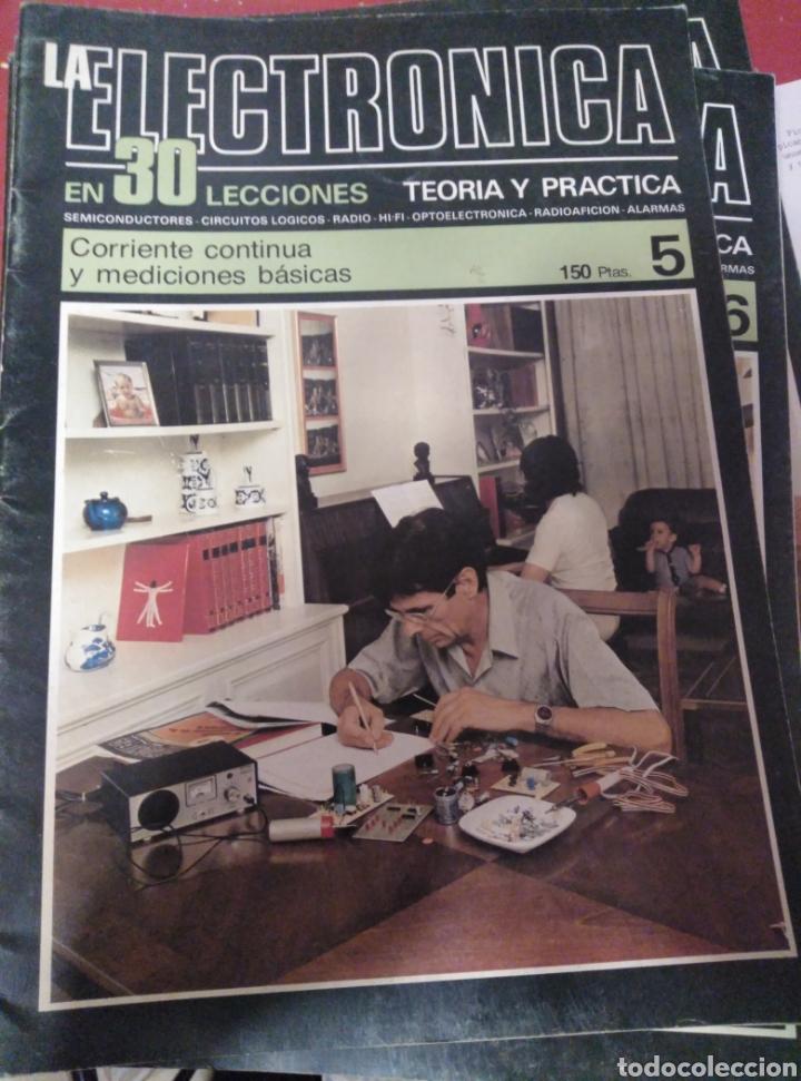 Radios antiguas: Revista de elecronica ,17 en total - Foto 3 - 136615550