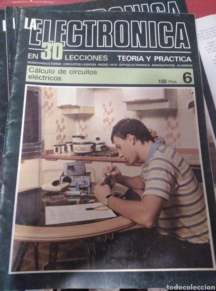 Radios antiguas: Revista de elecronica ,17 en total - Foto 4 - 136615550