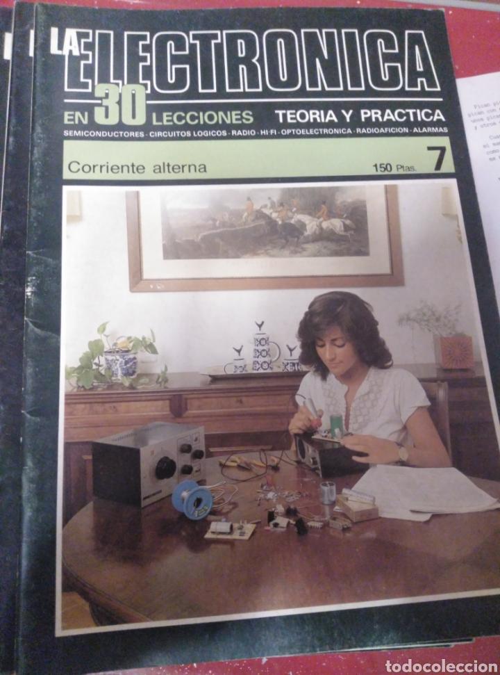 Radios antiguas: Revista de elecronica ,17 en total - Foto 5 - 136615550