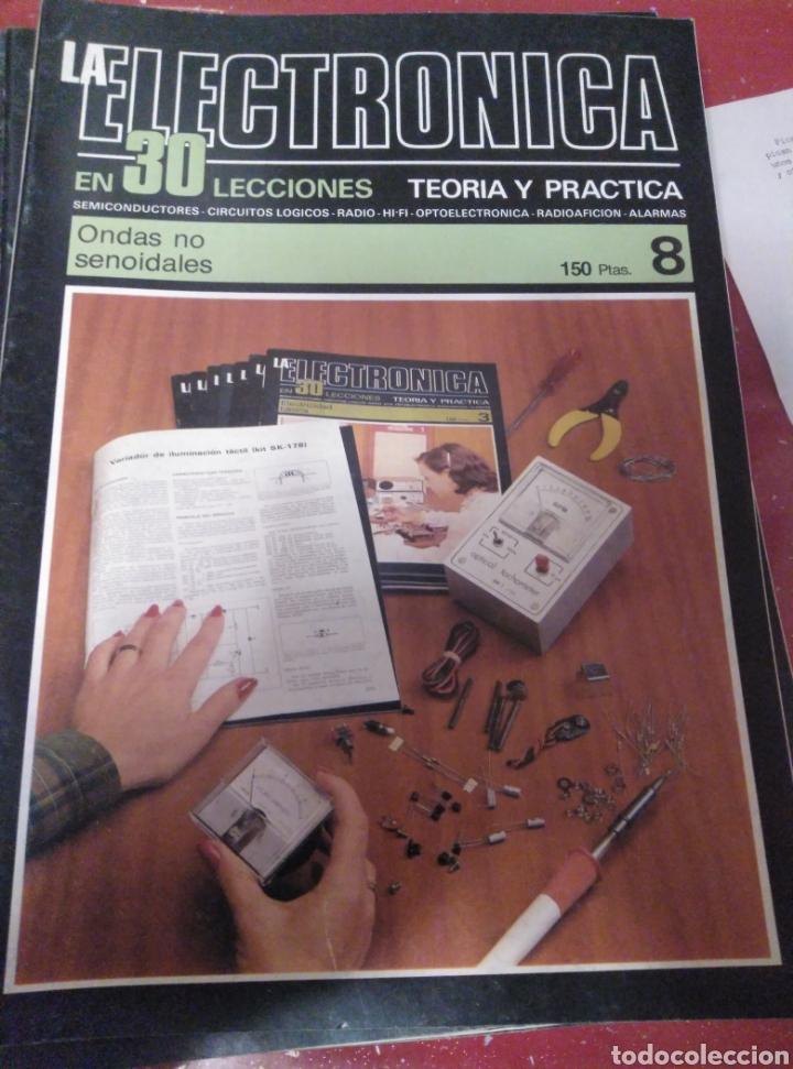 Radios antiguas: Revista de elecronica ,17 en total - Foto 6 - 136615550