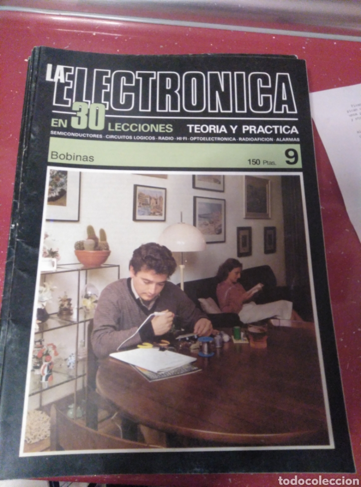 Radios antiguas: Revista de elecronica ,17 en total - Foto 7 - 136615550