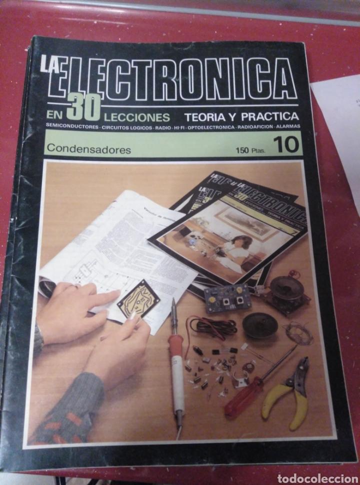 Radios antiguas: Revista de elecronica ,17 en total - Foto 8 - 136615550
