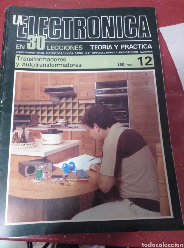 Radios antiguas: Revista de elecronica ,17 en total - Foto 10 - 136615550