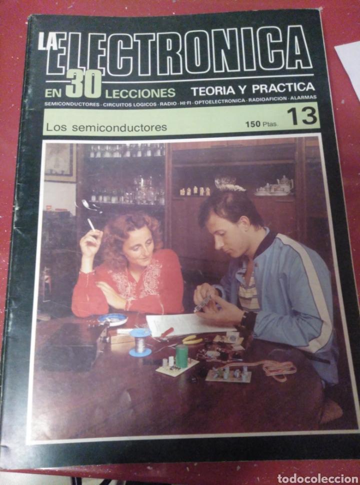 Radios antiguas: Revista de elecronica ,17 en total - Foto 11 - 136615550