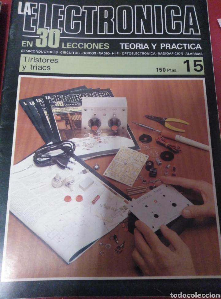 Radios antiguas: Revista de elecronica ,17 en total - Foto 13 - 136615550