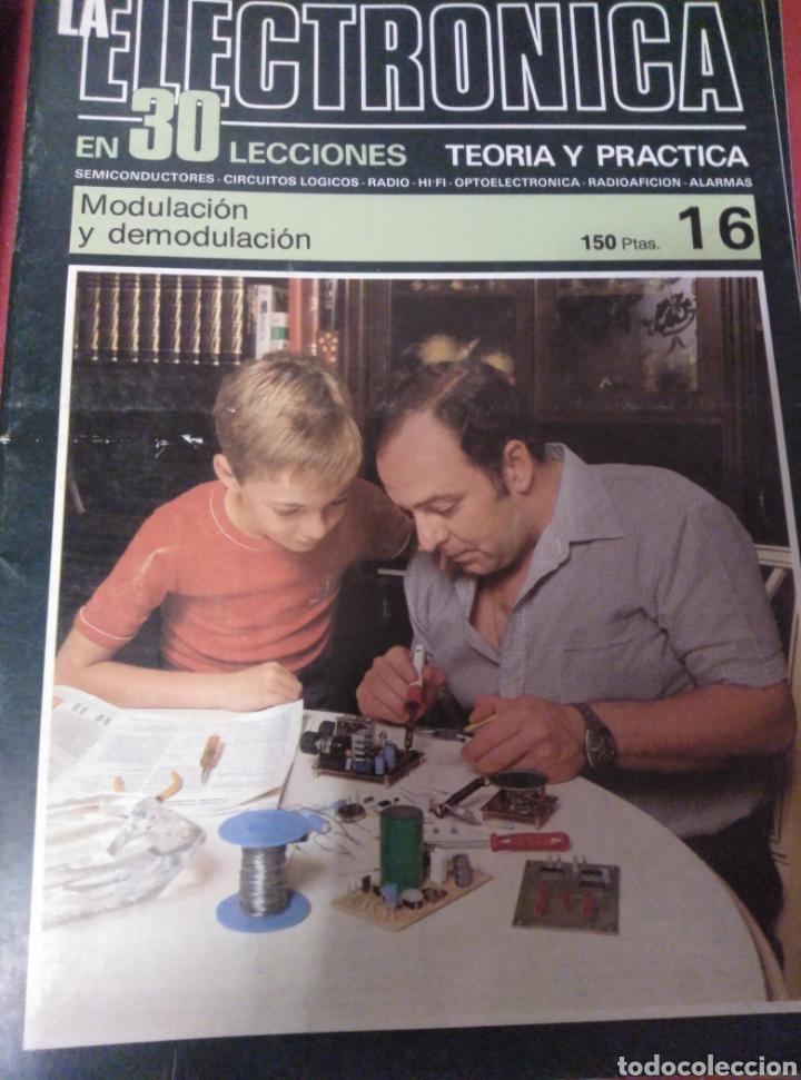 Radios antiguas: Revista de elecronica ,17 en total - Foto 14 - 136615550