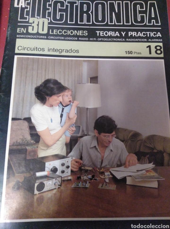 Radios antiguas: Revista de elecronica ,17 en total - Foto 15 - 136615550