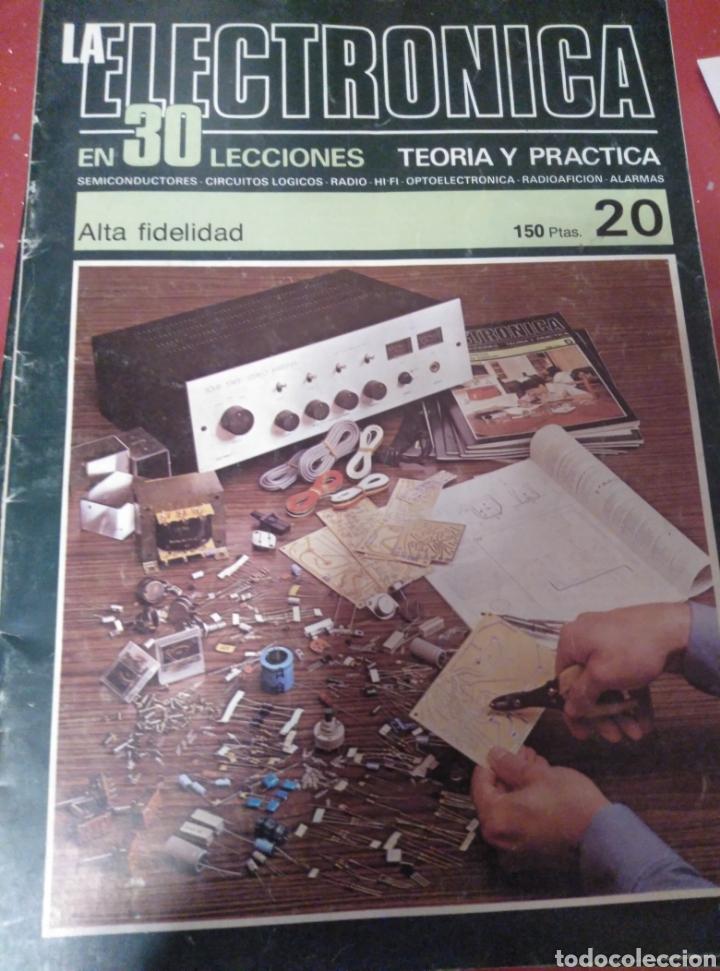 Radios antiguas: Revista de elecronica ,17 en total - Foto 17 - 136615550