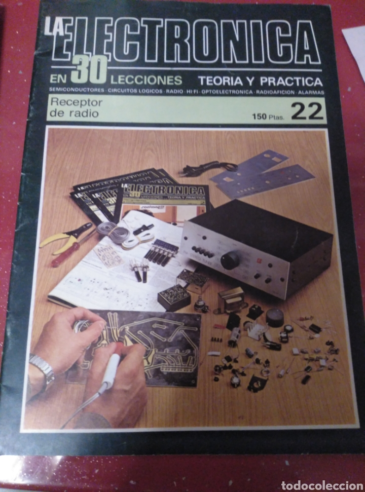 Radios antiguas: Revista de elecronica ,17 en total - Foto 18 - 136615550