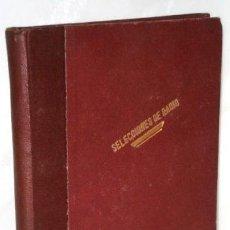 Radios antiguas: SELECCIONES DE RADIO Nº 31-32 POR EDITORIAL BRUGUERA EN BARCELONA S/F (1950). Lote 136953546