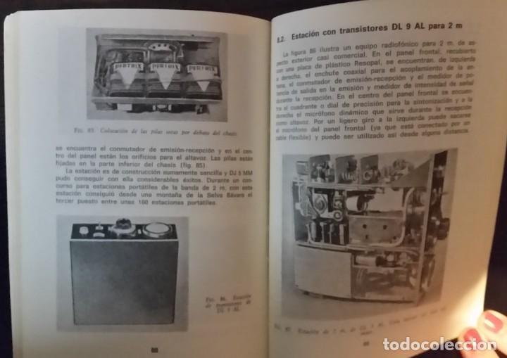 Radios antiguas: ESTACIONES DE AFICIONADO CON TRANSISTORES PARA LA BANDA DE 2 M - AÑO 1975 - Foto 2 - 137152930