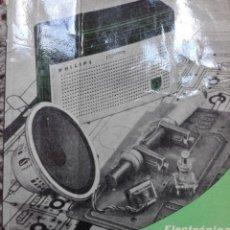 Radio antiche: ELECTRONICA PRACTICA-RECEPTORES PORTATILES CON TRANSISTORES. Lote 139534438