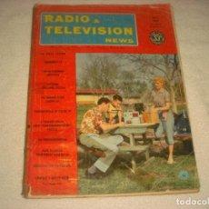 Radios antiguas: REVISTA AMERICANA DE RADIO Y TELEVISION . MAY 1954. ELECTRONICA.. Lote 140067074