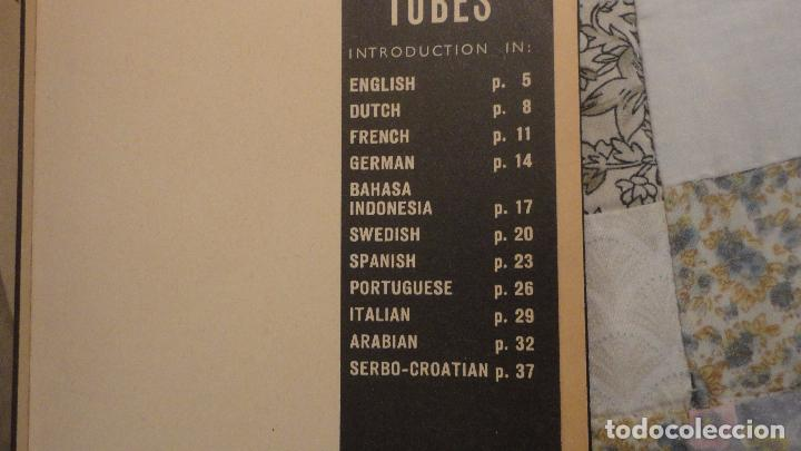 Radios antiguas: TUBES.TUBE AND TRANSISTOR HANDBOOK.RADIO BULLETIN 1964 - Foto 3 - 142810266