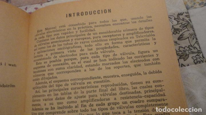 Radios antiguas: TUBES.TUBE AND TRANSISTOR HANDBOOK.RADIO BULLETIN 1964 - Foto 7 - 142810266