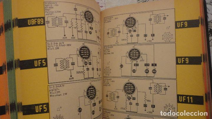 Radios antiguas: TUBES.TUBE AND TRANSISTOR HANDBOOK.RADIO BULLETIN 1964 - Foto 12 - 142810266