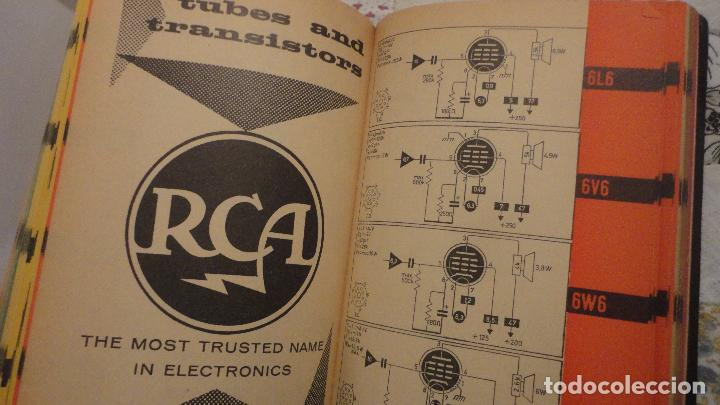 Radios antiguas: TUBES.TUBE AND TRANSISTOR HANDBOOK.RADIO BULLETIN 1964 - Foto 13 - 142810266
