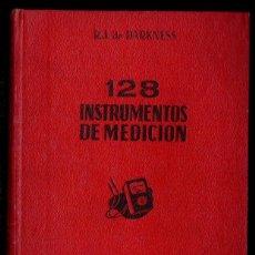 Radios antiguas: DARKNESS : 128 INSTRUMENTOS DE MEDICIÓN (BRUGUERA, 1948). Lote 145998878