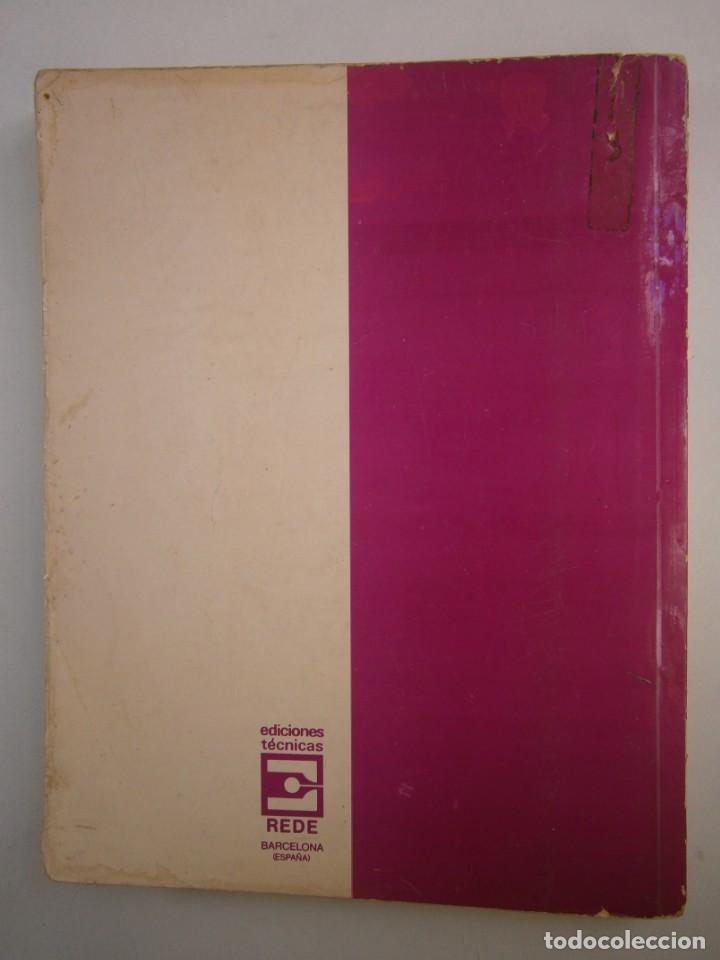Radios antiguas: ESQUEMARIOS DE MAGNETOFONOS Y CASSETTES II AJUSTES REPARACION GRABACION REDE 1973 - Foto 4 - 146377470