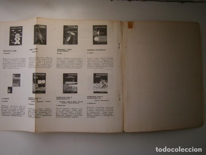 Radios antiguas: ESQUEMARIOS DE MAGNETOFONOS Y CASSETTES II AJUSTES REPARACION GRABACION REDE 1973 - Foto 22 - 146377470