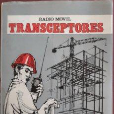 Radios antiguas: TRANSCEPTORES N°4 RADIOELECCTRICIDAD 1968. Lote 147830930