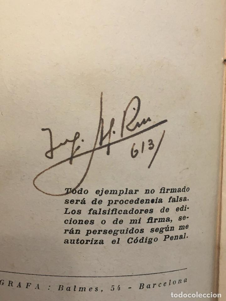 Radios antiguas: Guía práctica de radio por el Ingeniero Agustín Riu de Ed. Sintes en Barcelona 1939 (firmado) - Foto 3 - 149894854