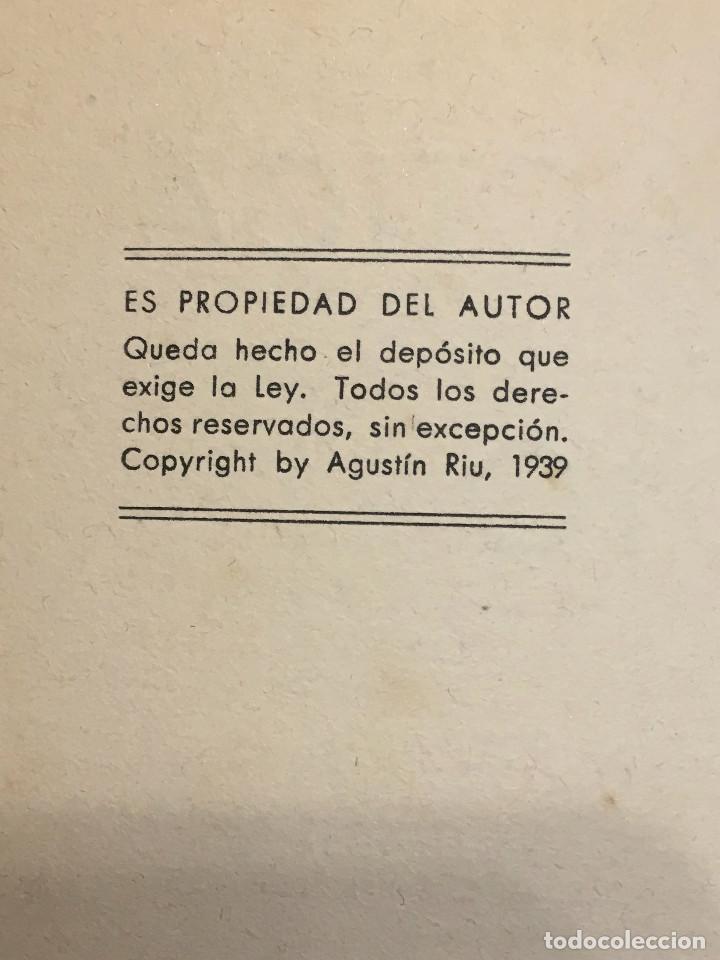 Radios antiguas: Guía práctica de radio por el Ingeniero Agustín Riu de Ed. Sintes en Barcelona 1939 (firmado) - Foto 4 - 149894854