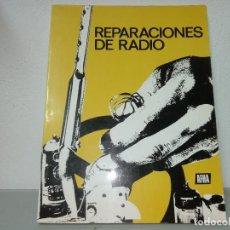 Radios antiguas: LIBRO REPARACIONES DE RADIO AFHA. Lote 152484594