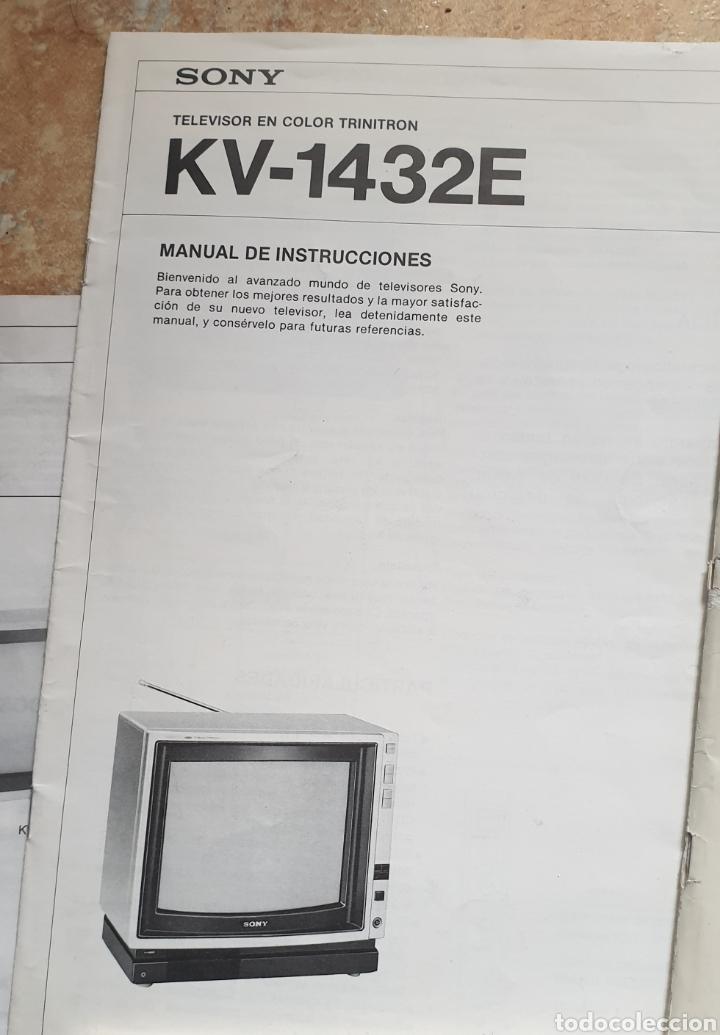 Radios antiguas: LOTE DE 9 LIBROS INSTRUCCIONES TV CASSETTE SUPER 8 AÑOS 70-80 - Foto 7 - 153944944