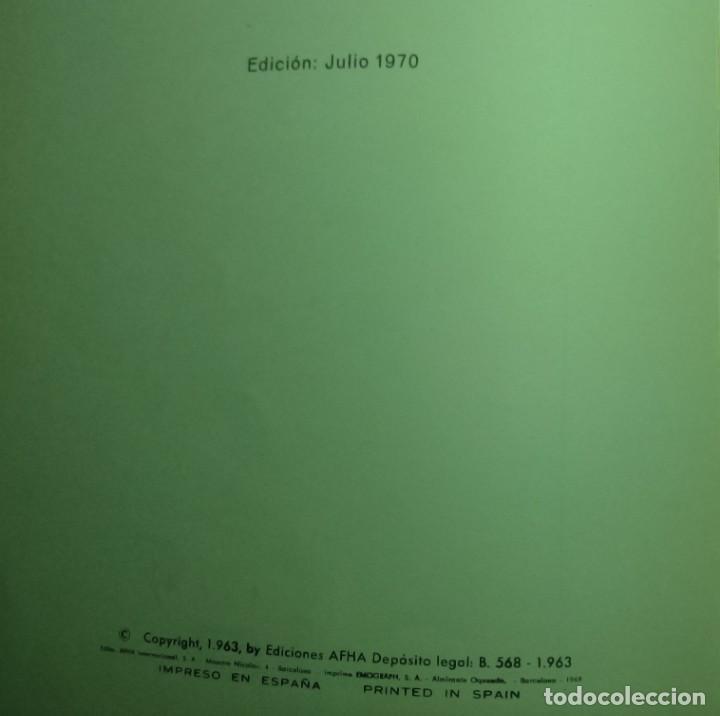 Radios antiguas: LIBRO REPARACIONES DE RADIO EDICIÓN AFHA JULIO DEL 1970 - Foto 3 - 154727714
