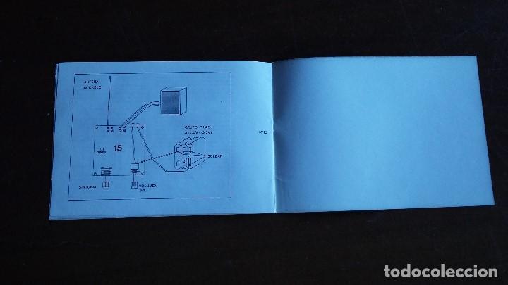 Radios antiguas: Sales kit. Manual de montaje superregenerativo experimental para vhf. - Foto 3 - 155827854