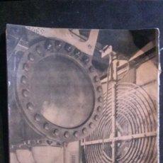 Radios antiguas: REVISTA TELEGRÁFICA-MARZO 1936. Lote 158938982