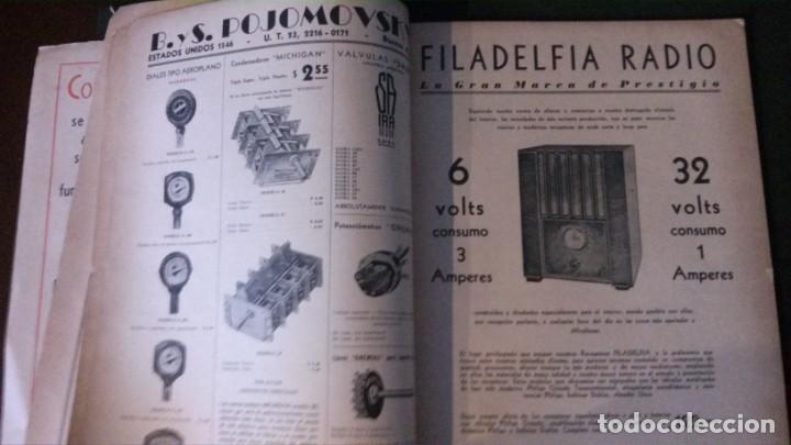 Radios antiguas: REVISTA TELEGRÁFICA-MARZO 1936 - Foto 6 - 158938982