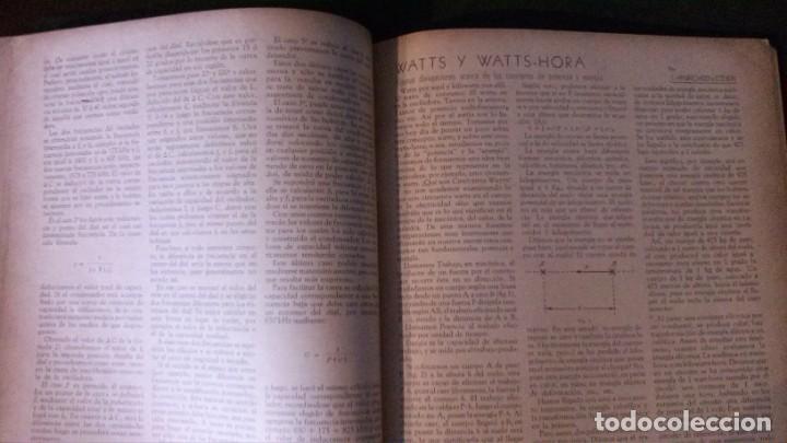 Radios antiguas: REVISTA TELEGRÁFICA-MARZO 1936 - Foto 10 - 158938982
