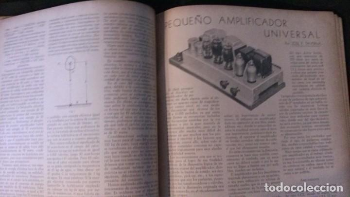 Radios antiguas: REVISTA TELEGRÁFICA-MARZO 1936 - Foto 11 - 158938982