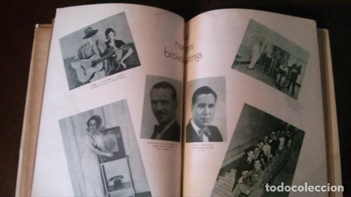 Radios antiguas: REVISTA TELEGRÁFICA-MARZO 1936 - Foto 16 - 158938982